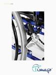 Invalidní vozík Timago WA 4000 - 2/5