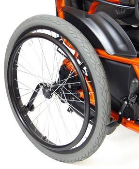Invalidní vozík elektrický Timago D130AL  - 3