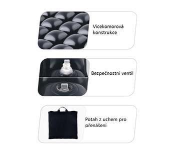 Antidekubitní sedák vzduchový PREVENT Classic  - 3