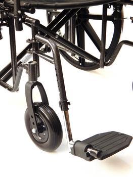 Invalidní vozík Timago K7, nosnost 225kg (XL,XXL)  - 3