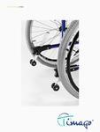 Invalidní vozík Timago WA 4000 - 3/5