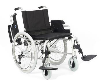 Invalidní vozík Timago FS 908LQ 43 cm - 4