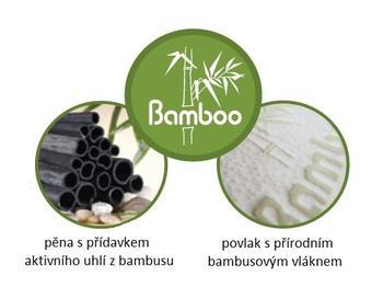 Anatomický polštář BAMBOO DREAM  - 4