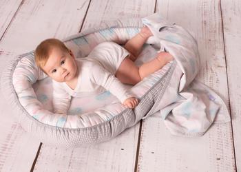 Hnízdečko BabyMatex Prestige  - 4