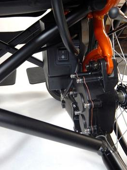 Invalidní vozík elektrický Timago D130AL  - 5