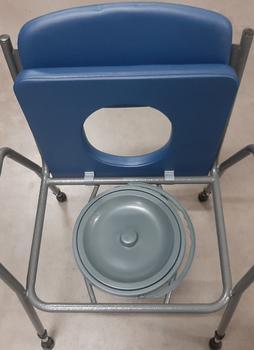 Toaletní křeslo výškově nastavitelné AR-103  - 5