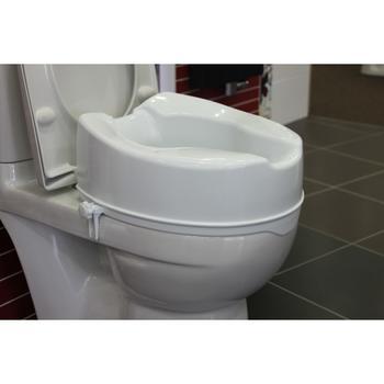 Nástavec na WC 10cm  - 5