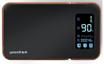 Kyslíkový koncentrátor, YU-500  - 5