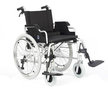 Invalidní vozík Timago FS 908 LJQ/51 - 51 cm / černý / 120kg - 6
